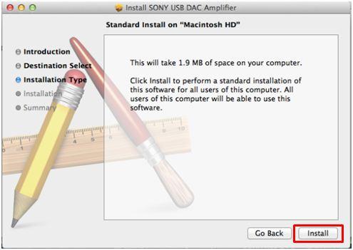 USB Driver for UDA-1 (Mac) | Sony SG