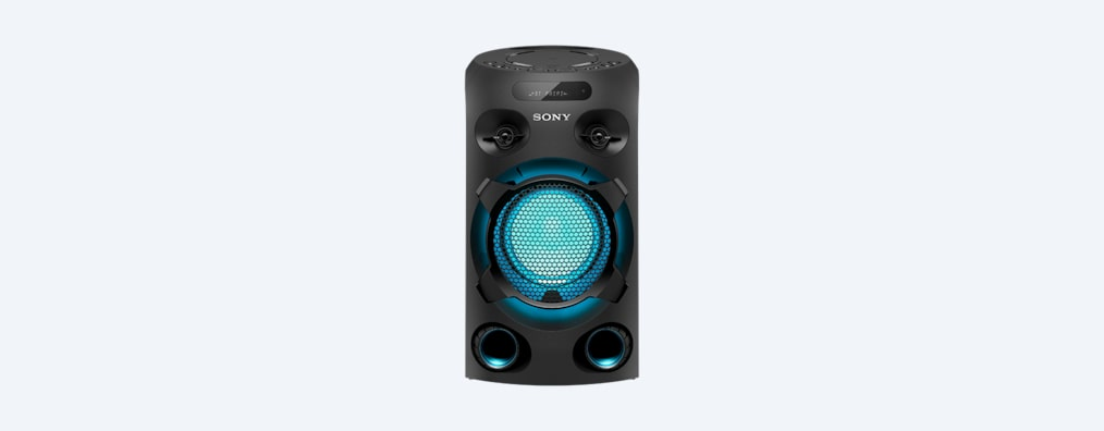 Images of V02 High Power Audio System with BLUETOOTH® Technology