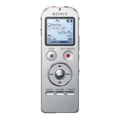 Picture of UX530 Digital Voice Recorder UX Series