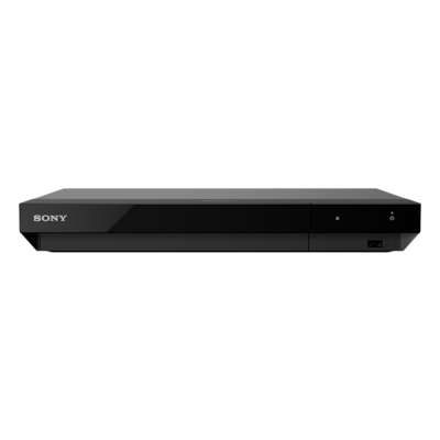 Picture of 4K Ultra HD Blu-ray™ Player | UBP-X500 with High Resolution Audio