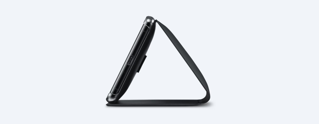 Images of Style Cover Stand SCSH30 for Xperia XZ2 Premium