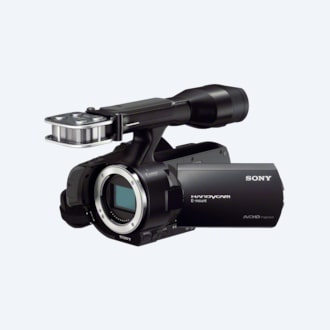 Picture of VG30 Interchangeable-Lens Handycam®