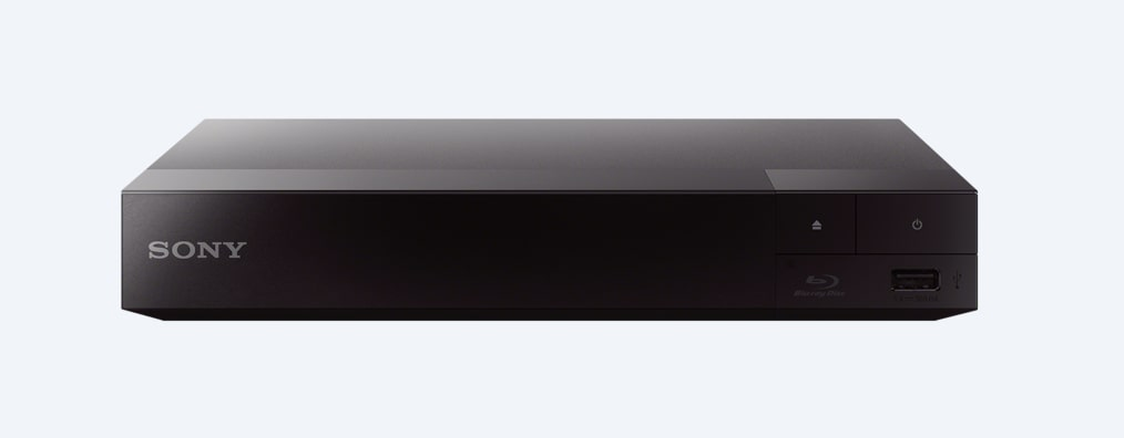 Images of Blu-ray Disc™ Player with built in Wi-Fi