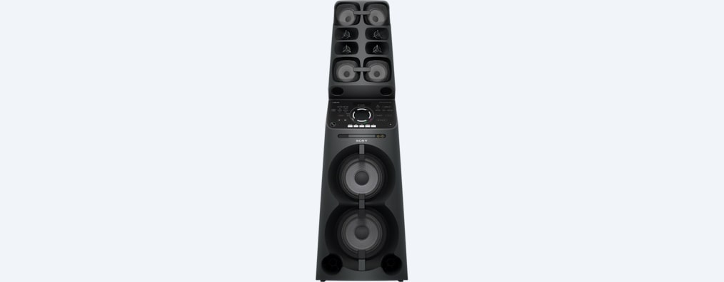 Images of V90DW MUTEKI High Power Audio System
