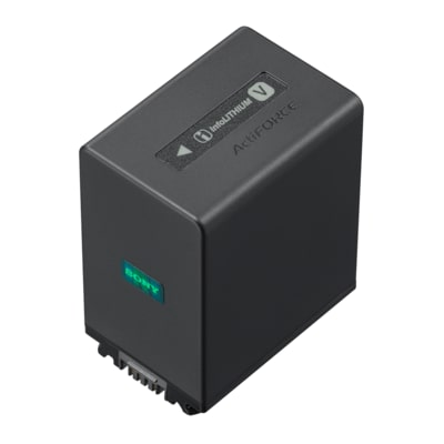 sony handycam battery life