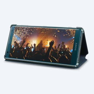 Picture of Style Cover Stand SCSH40 for Xperia XZ2