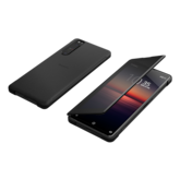 Picture of Xperia 1 II Style Cover View XQZ-CVAT | Check notifications through the cover