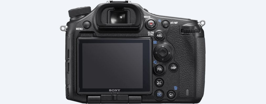 155626707601 α99 II with back-illuminated full-frame image sensor