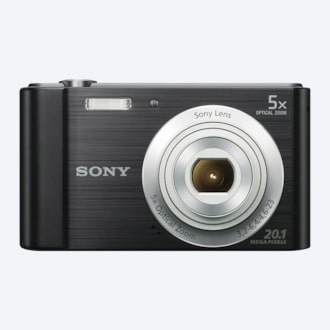 Picture of W800 Compact Camera with 5x Optical Zoom