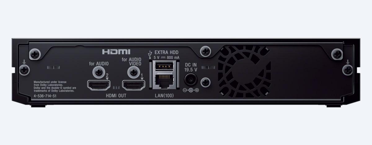 4K Media Player With 4K HEVC Decoder   FMP-X5   Sony UK