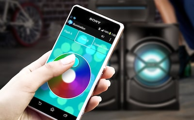 The Fiestable app for your home sound system