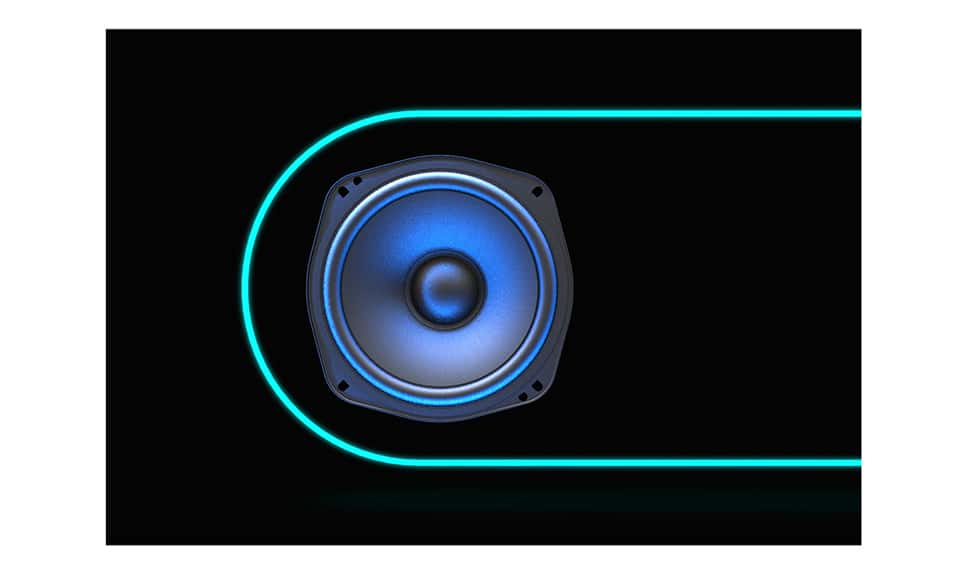Wireless Bass Speakers With Colour Changing Lights | Sony UK