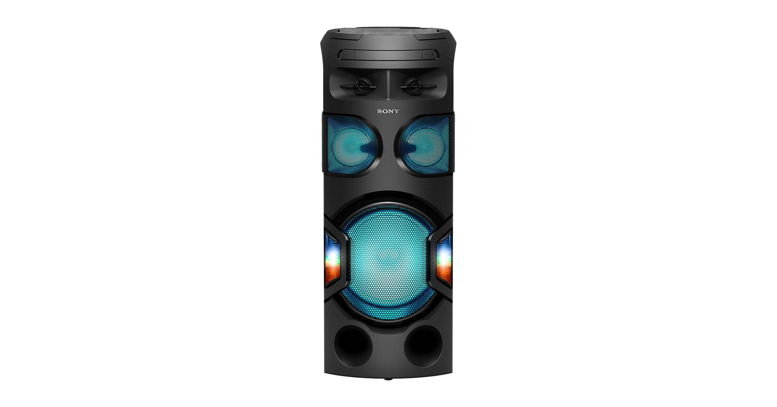 Sony V71D High Power Audio System with BLUETOOTH® Technology