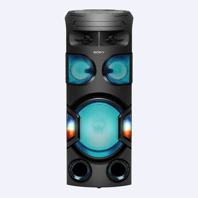 tower speaker system sony