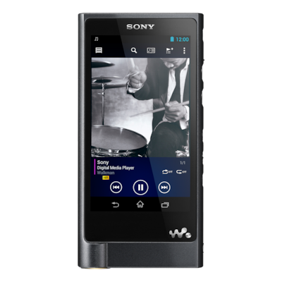 Picture of ZX2 High-Resolution Walkman®