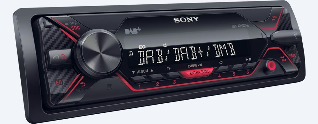 Images of DAB Radio Media Receiver with USB