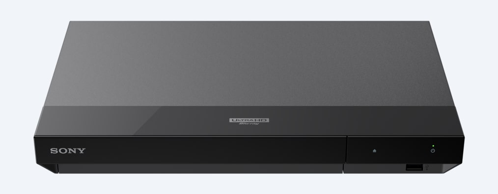 Images of 4K Ultra HD Blu-ray™ Player | UBP-X500 with High Resolution Audio