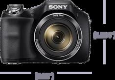 sony cyber shot h300 manual
