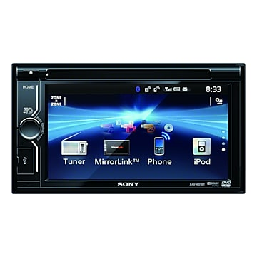 support for xav 601bt sony uk 15 5cm 6 1 lcd dvd receiver mirrorlink included components vary by country or region of purchase rm x271 specifications xav 601bt