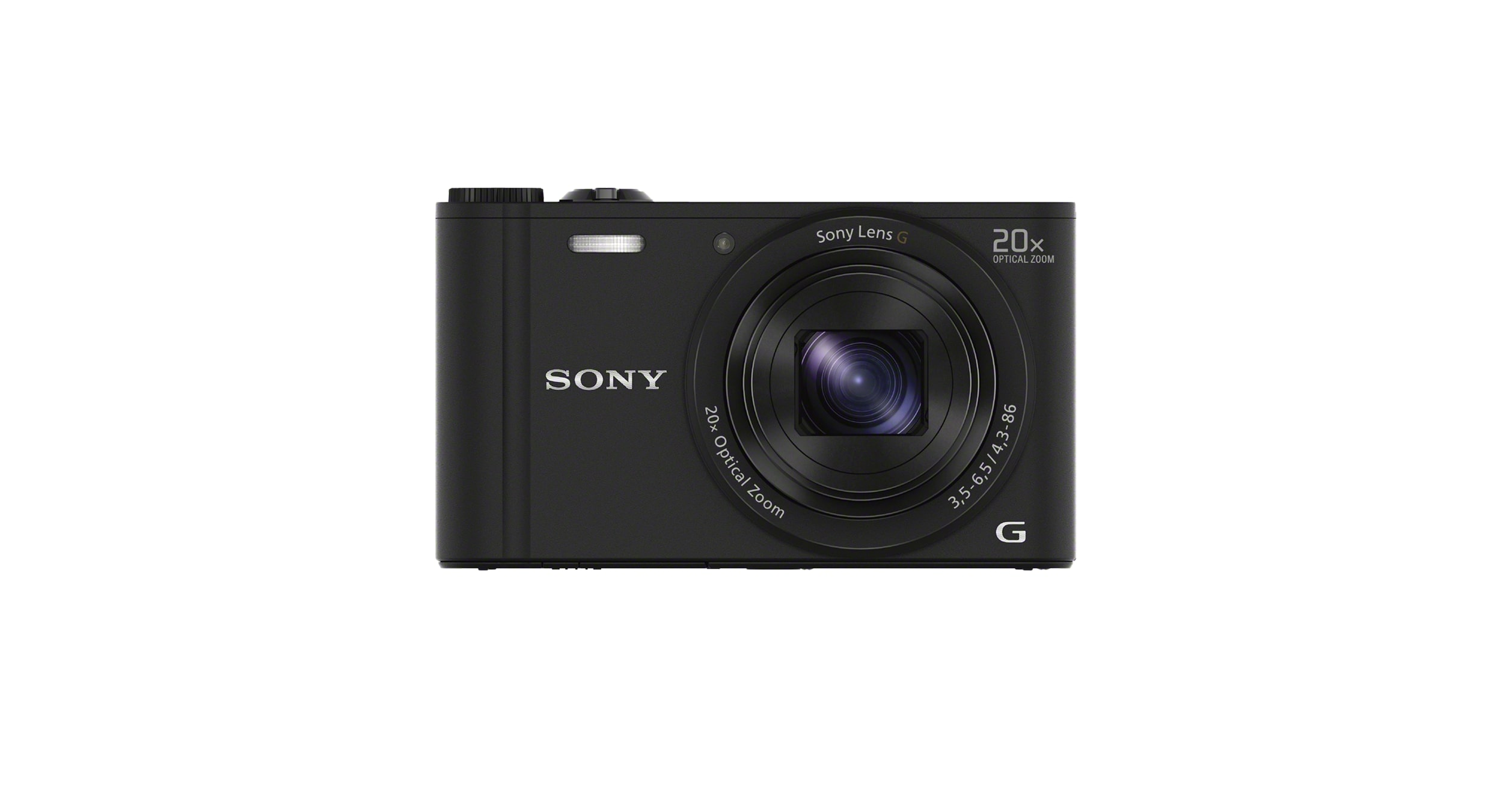 Smallest Compact Digital Camera | Pink, White & Black | DSC-WX350 | Sony UK