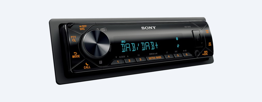 Images of DAB Media Receiver with Bluetooth® Technology