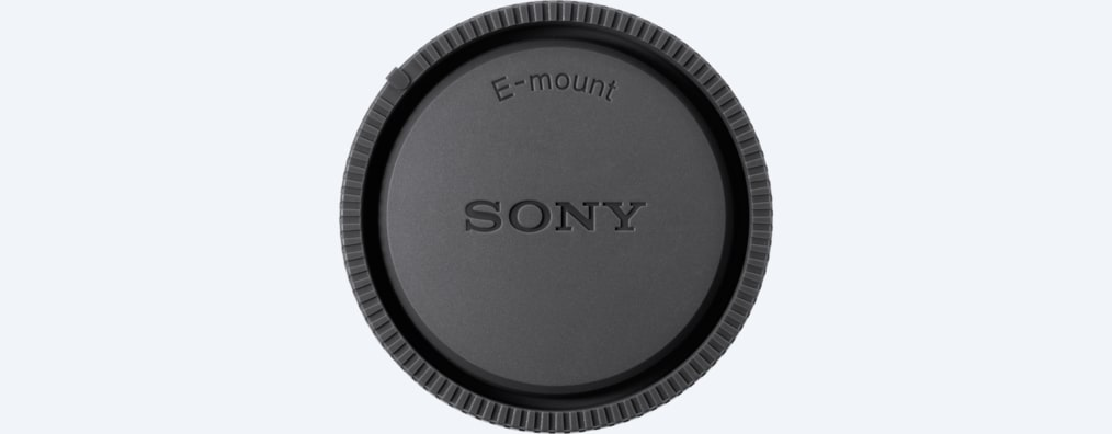 Images of See all E-Mount lenses