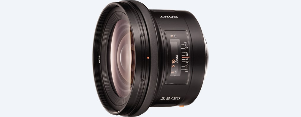 Images of 20mm F2.8