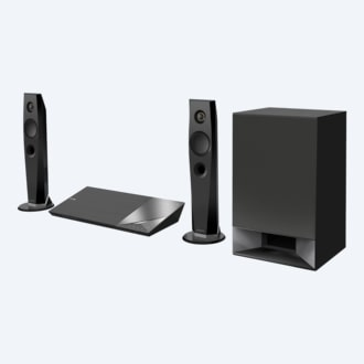 All-In-One Home Cinema | 5 1 Surround Sound Systems | Sony UK