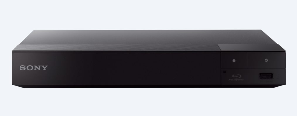 Images of Blu-ray Disc™ Player with 4K Upscaling