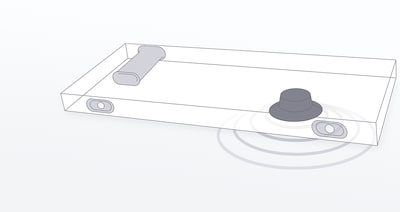 2 1ch tv base speaker with bluetooth u00ae technology