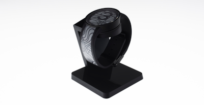FES Watch and charging stand
