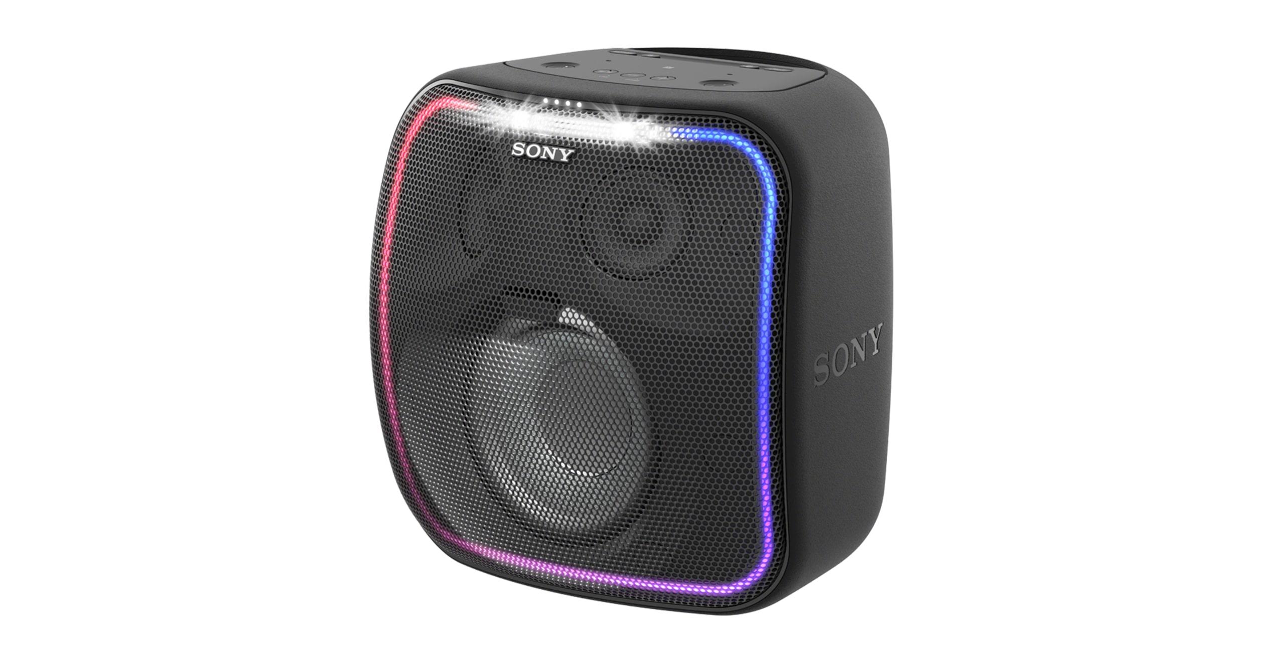 sony streaming speakers