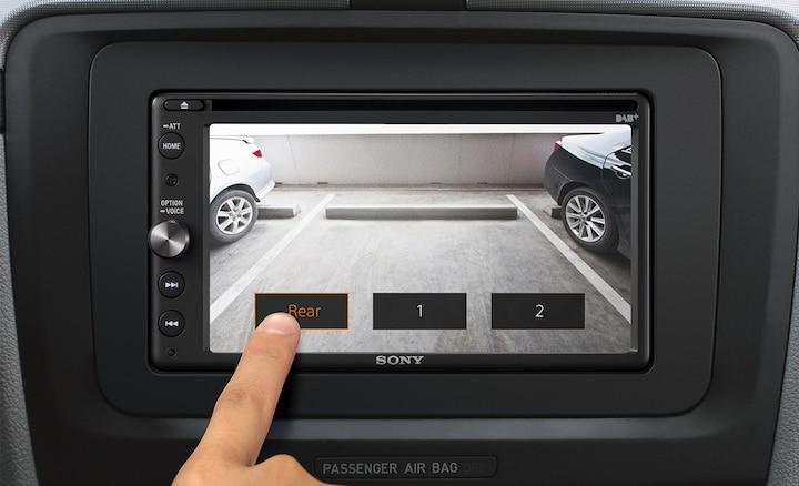 double din car stereo with apple carplay dab radio xav. Black Bedroom Furniture Sets. Home Design Ideas