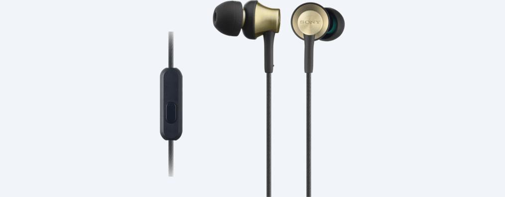 WIXB400B.CE7   Sony In Ear Headphones