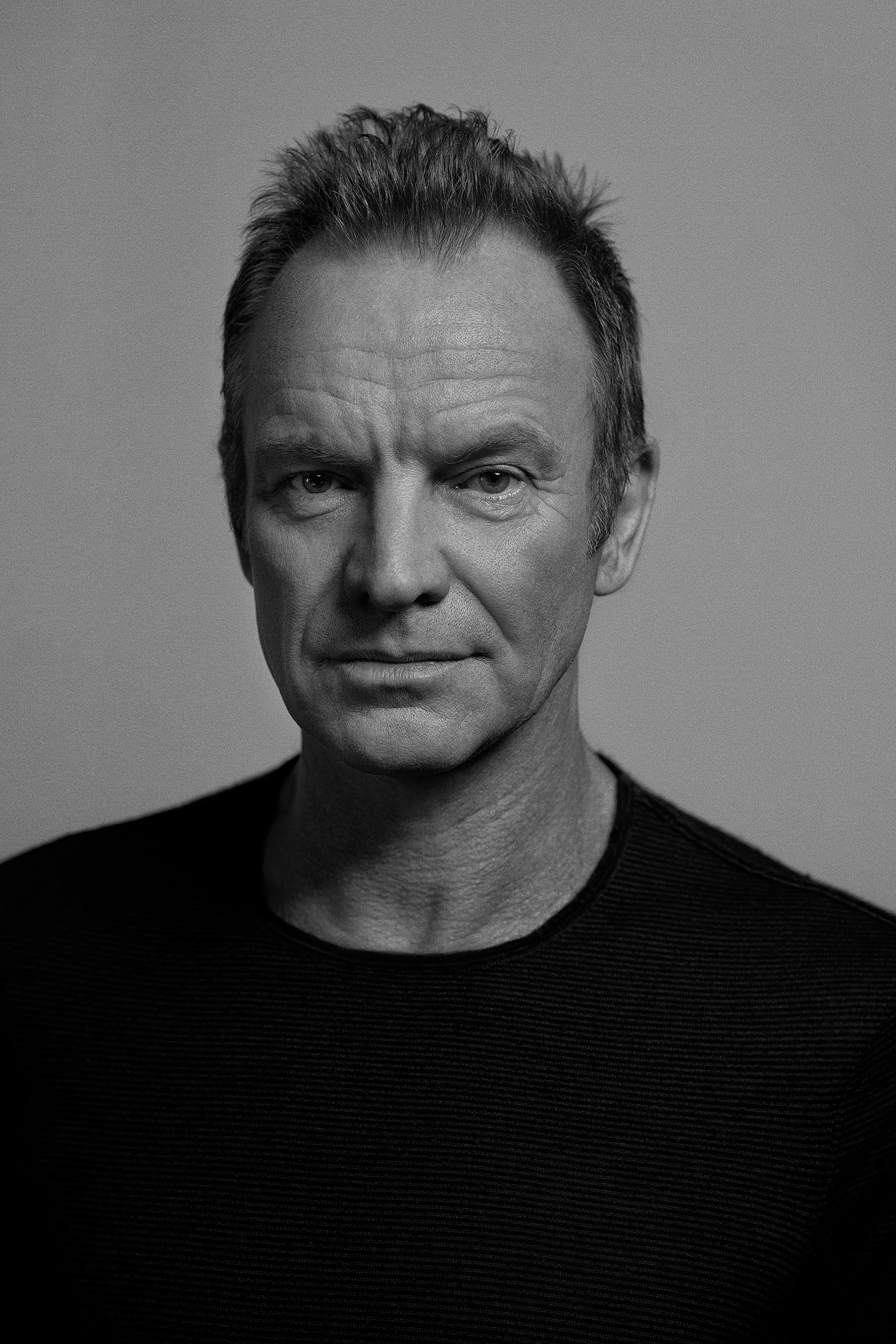 robert wolanski sony alpha 7RII portrait of sting