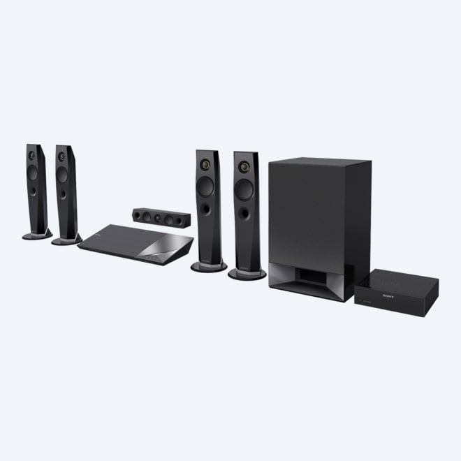 All In One Home Cinema | 5.1 Surround Sound Systems | Sony UK