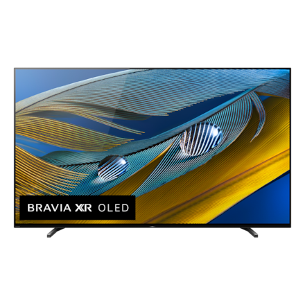 Picture of A80J / A84J | BRAVIA XR | OLED | 4K Ultra HD | High Dynamic Range (HDR) | Smart TV (Google TV)
