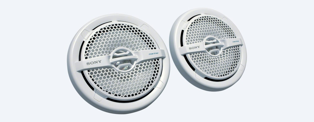 "Images of 16cm (6.5"") Dual-Cone Marine Speaker"