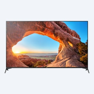 Picture of X89J | 4K Ultra HD | High Dynamic Range (HDR) | Smart TV (Google TV)