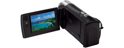 Images of HDR-CX240E Handycam with Exmor™ R CMOS sensor