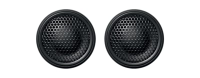 "Images of 6"" ½ (16cm) 3-way Component Speakers"