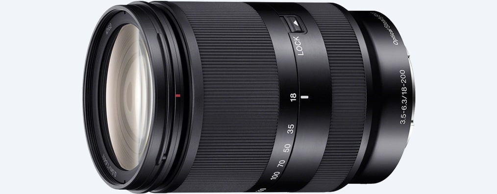 Images of E 18–200mm F3.5–6.3 OSS LE