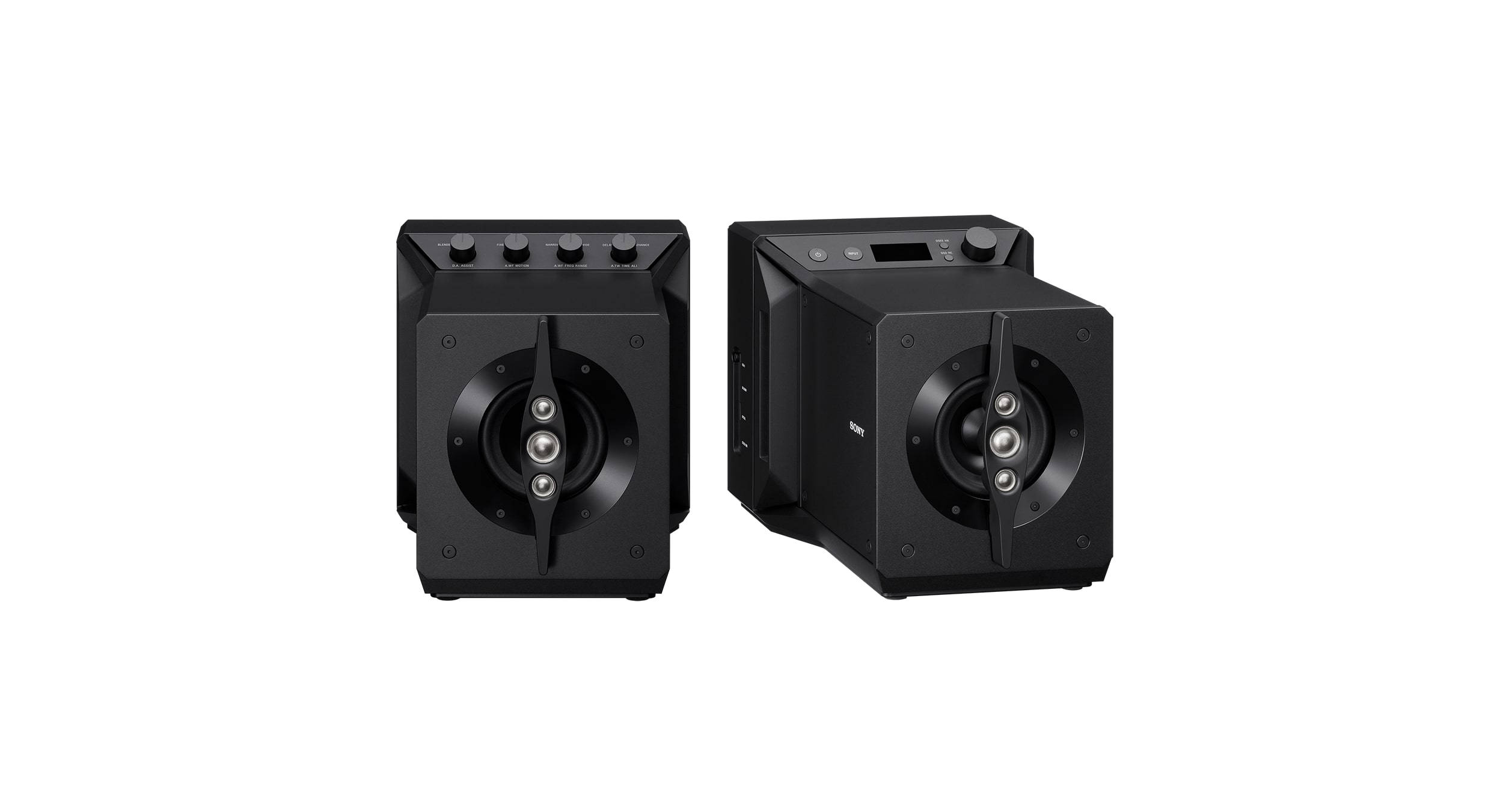 SA Z1 Near Field Powered Speaker System | Signature Series