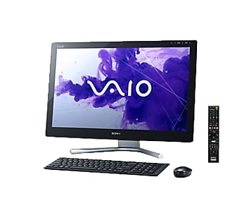 sony vaio all in one desktop models