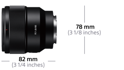 Picture of FE 85mm F1.8