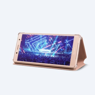 Picture of Style Cover Stand SCSH50 for Xperia XZ2 Compact