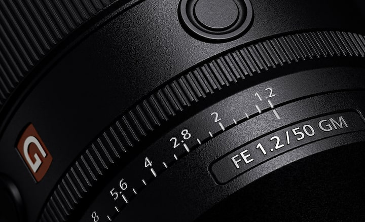 Product image of FE 50mm F1.2 GM