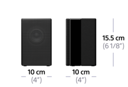 Picture of Wireless Rear Speaker for HT-ZF9