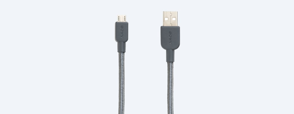 Images of Premium USB-A to Micro USB charging cable