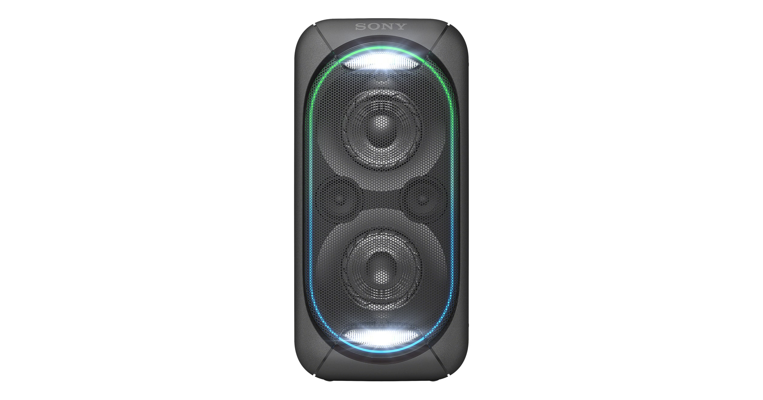 Xb60 Extra Bass High Power Audio System With Built In Battery Gtk Download Image Wiring A Guitar Speaker Cabinet Pc Android Iphone And Sony Uk